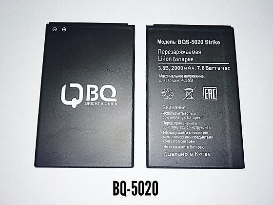 АКБ для BQ BQS-5020 strike