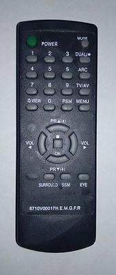 LG 6710V00017H , 6710V00017G пульт для телевизора Иркутск