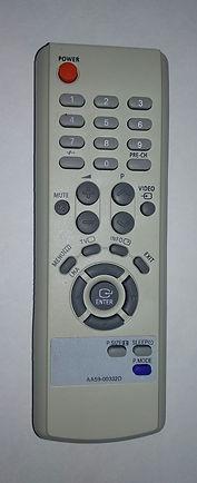 SAMSUNG AA59-00332Dпульт для телевизора SAMSUNG CS-15K2MJQ Иркутск