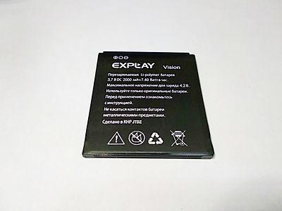 .АКБ для Explay Visionjpg