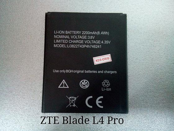 АКБ для ZTE Blade L4 Pro