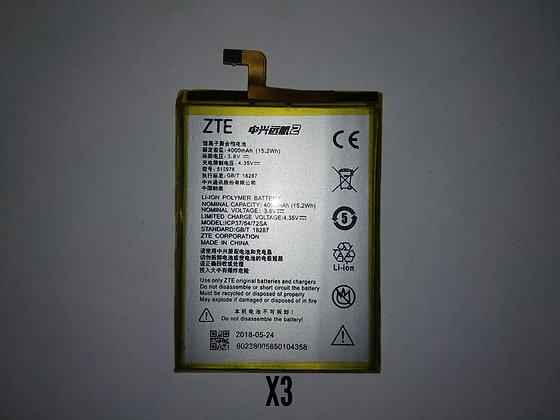 АКБ для ZTE Blade X3