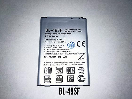 АКБ для LG BL-49SF