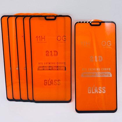 "Защитное стекло для Huawei Honor 8X ""Full glue"" полное покрытие"