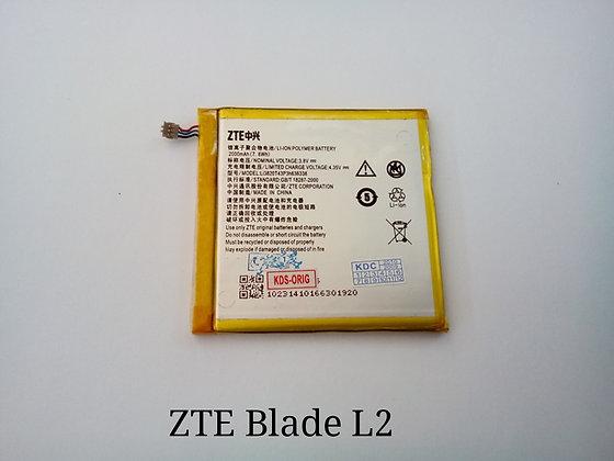 АКБ для ZTE Blade L2