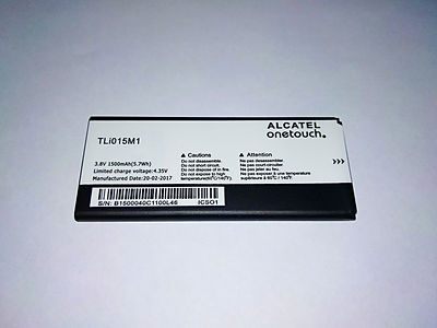 .АКБ для Alcatel TLi015M1_ OT4034D_Pixi4