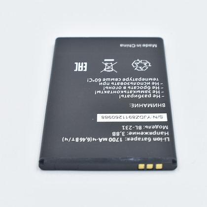 АКБ для Теле2 Midi BL-231