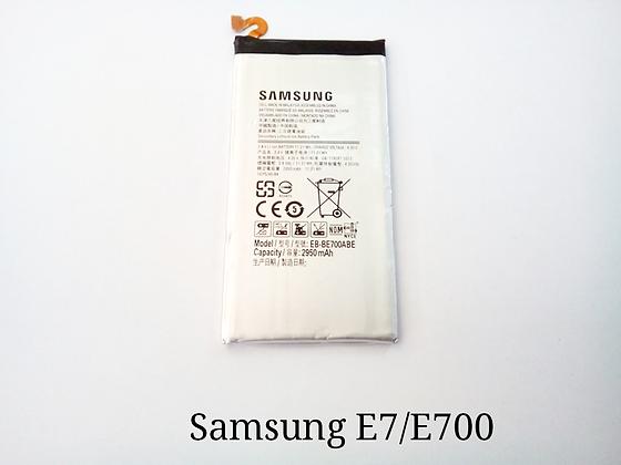 АКБ для Samsung E7/E700