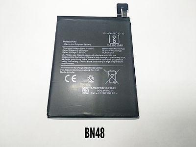 АКБ для Xiaomi BN48  RedMi Note 6 Pro or