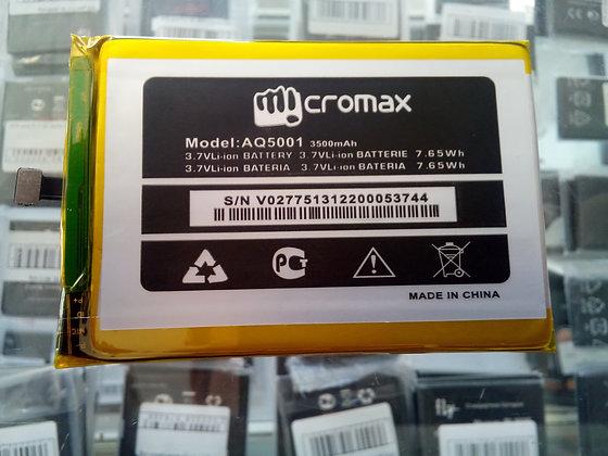 АКБ для Micromax AQ5001