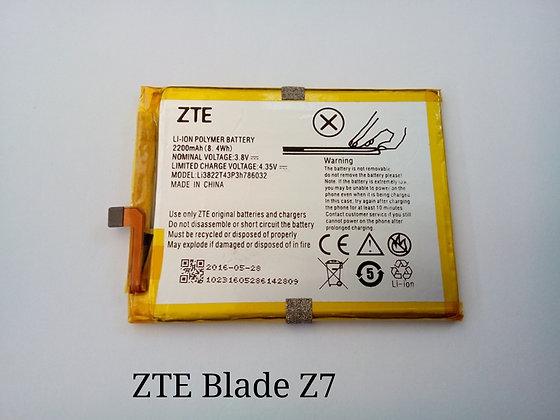 АКБ для ZTE Blade Z7, Х7