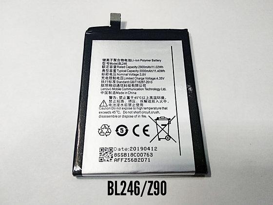 АКБ для Lenovo BL246/Z90-7 Vibe Max Z90 Z90-3 Vabe S