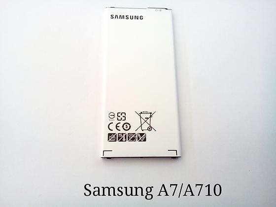 АКБ для Samsung A7 A710 (2016) /EB-BA710ABE