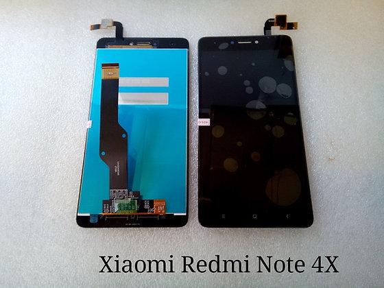 Дисплей для Xiaomi Redmi Note 4X + touch чёрный orig.