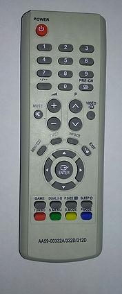 SAMSUNG AA59-00332A, AA59-003пульт для телевизора SAMSUNG CS-21A11MQQ Иркуск