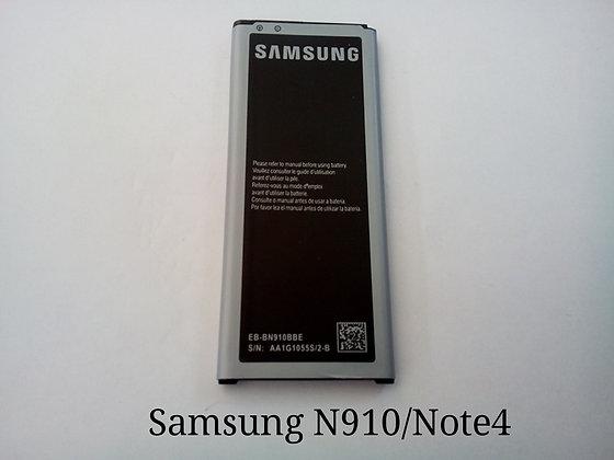 Аккумулятор для Samsung Galaxy Note 4 SM-N910