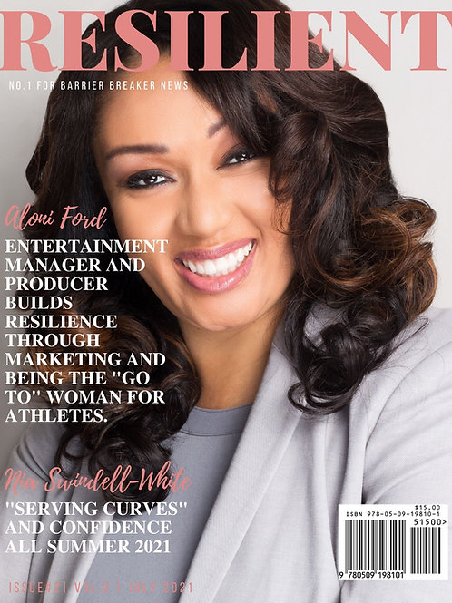 Resilient Magazine July '21