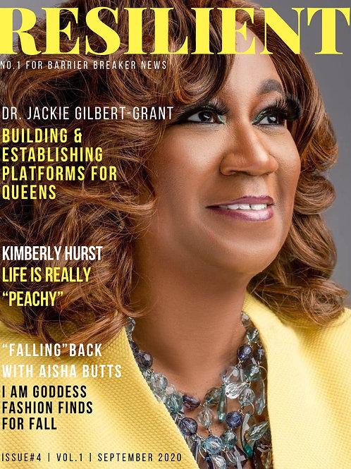 Resilient Magazine September Issue