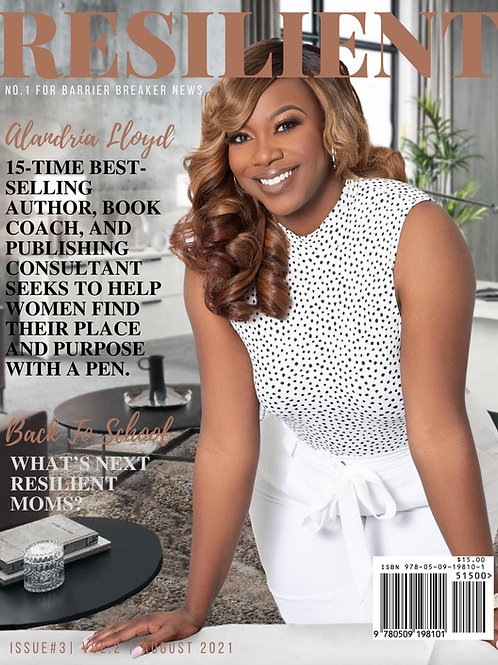 Resilient Magazine August '21