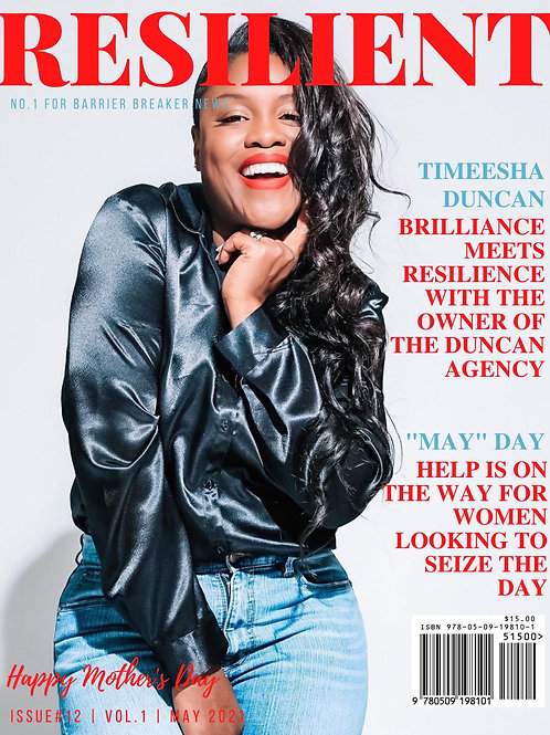 Resilient Magazine May '21