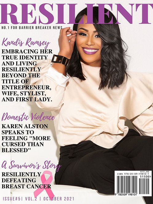 Resilient Magazine October '21