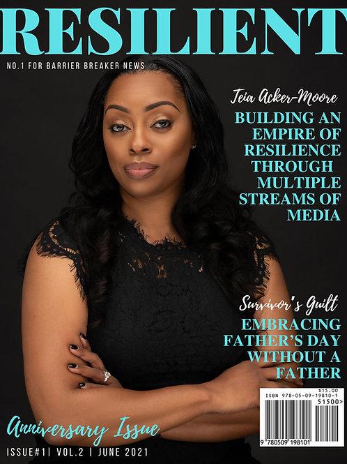 Resilient Magazine June '21