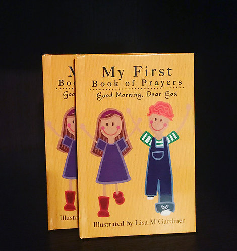 My First Book of Prayers: Good Morning By Lisa M. Gardiner