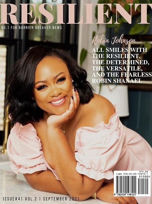 Resilient Magazine September '21
