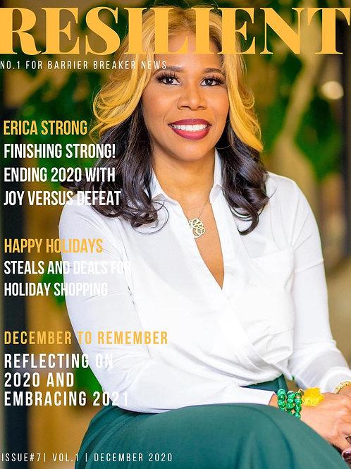 Resilient Magazine December '20
