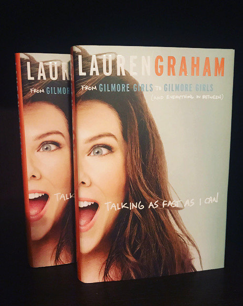 Talking as Fast as I Can: From Gilmore Girls to Gilmore Girls (and Everything in