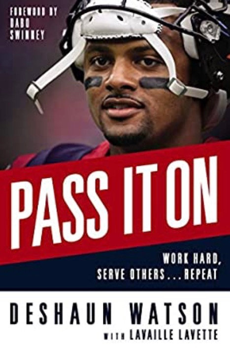 Pass It On: Work Hard, Serve Others . . . Repeat