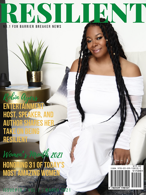 Resilient Magazine March '21