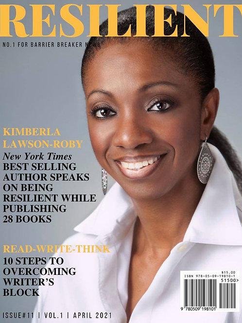 Resilient Magazine April '21