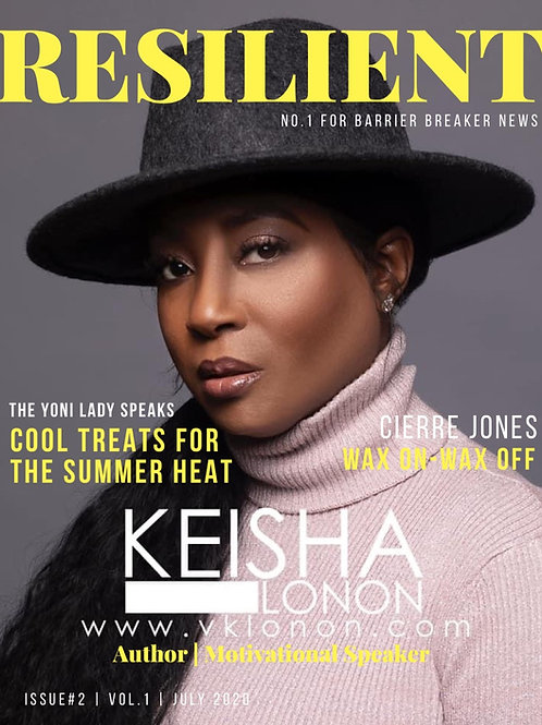 Resilient Magazine July '20
