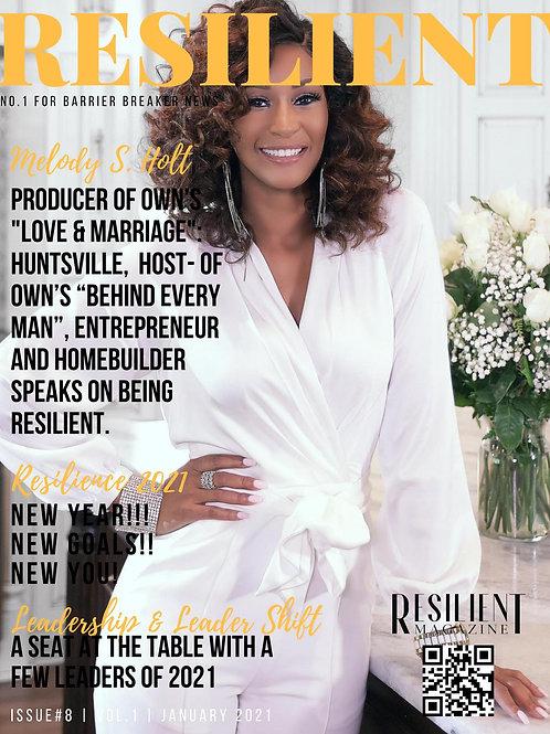 Resilient Magazine January '21