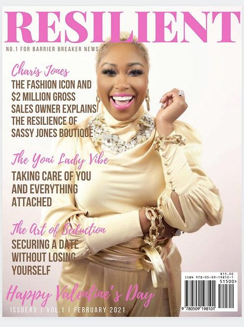 Resilient Magazine February '21