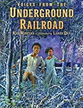 Voices from the Underground Railroad Voices from the Underground Railroad by Kay