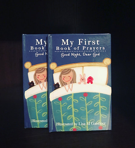 My First Book of Prayers: Good Night By Lisa M Gardiner