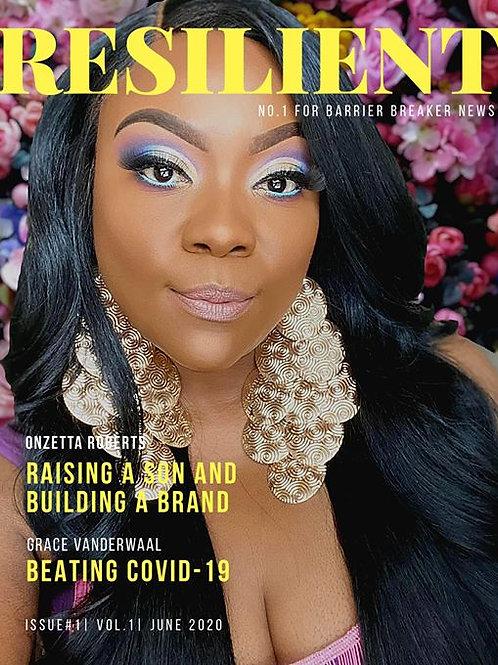 Resilient Magazine June '20