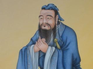 This #TBT: Confucius