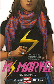 Ms Marvel DC Comics