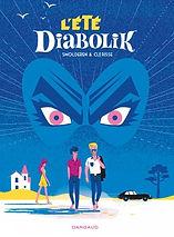 L'été diabolik, Smolderen et Clérisse, Dargaud
