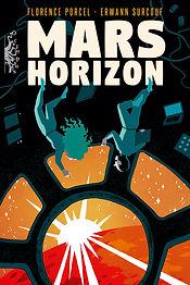 Mars Horizon Delcourt Florence Porcel Erwan Surcouf