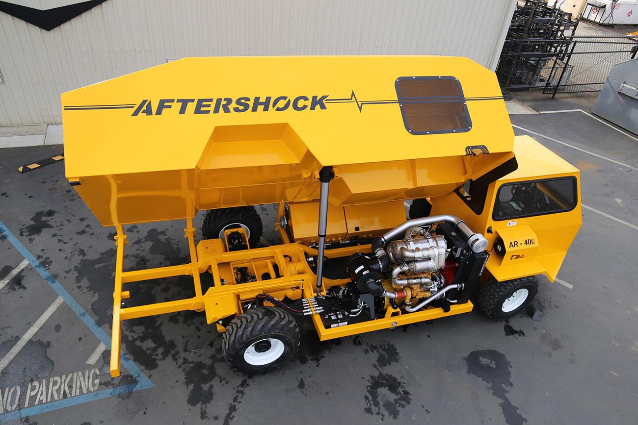 AR400 Aftershock OMC