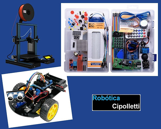 Robótica Cipolletti - Soluciones para proyectos de innovación