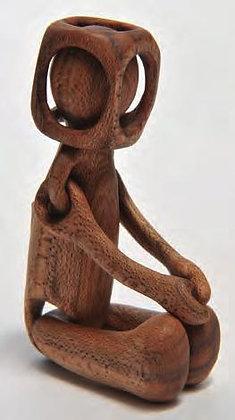 De madera las cosas - Objetos utilitarios y escultóricos