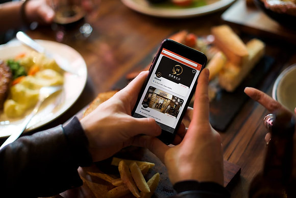 Gluc app - Plataforma de Información y Beneficios