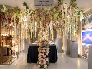 Extraordinary Supplier: The World's first wedding department store opens it's doors in Londo