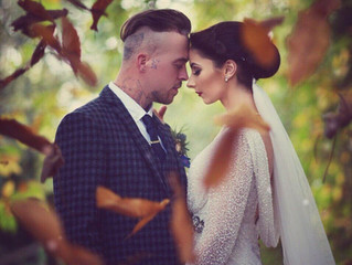 Extraordinary Real Wedding: Rebecca and Joseph's 1920's Glam Wedding