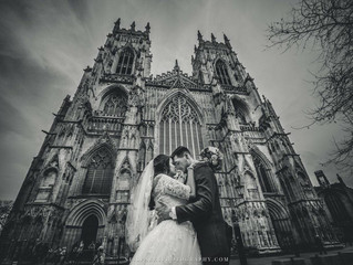 Extraordinary Real Wedding: Rachel & Grant's big day in the heart of York